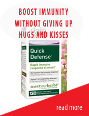 Boost Immunity Without Giving Up Hugs and Kisses