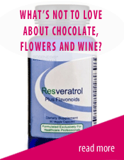 What's Not to Love About Chocolate, Flowers and Wine?