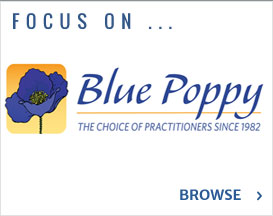 Featured Blue Poppy