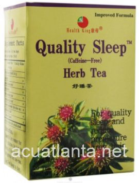 Quality Sleep 20 tea bags