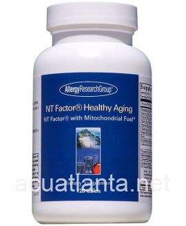 NT Factors Healthy Aging 120 tablets