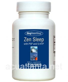 Zen Sleep with P5P and 5-HTP 60 capsules