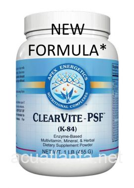 Clearvite-PSF 1 lb