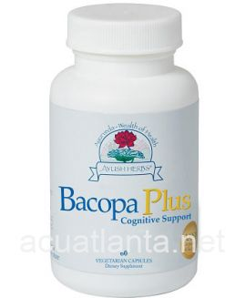 Bacopa Plus 60 capsules