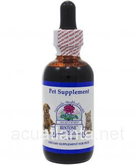 Rentone Drops Vet Care Product 2 oz