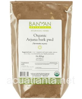 Arjuna Bark Powder 1 pound Organic