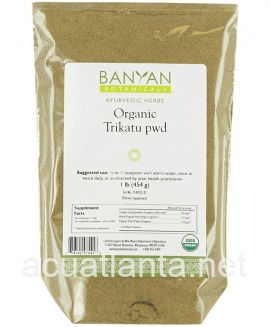 Trikatu Powder 1 pound Organic