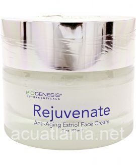 Rejuvenate (Anti Aging Estriol Face Cream) 2 oz