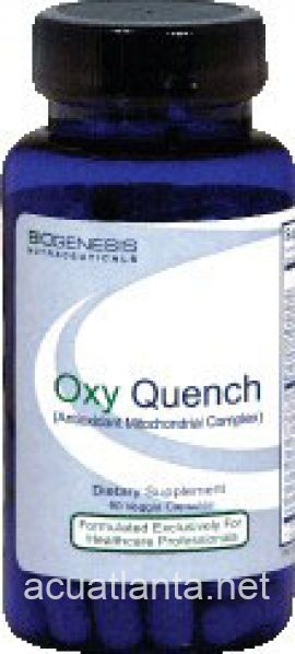 Oxy Quench (Formerly OxyATP ) 60 capsules