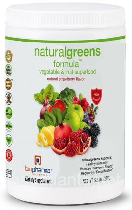 naturalgreens formula 270 grams