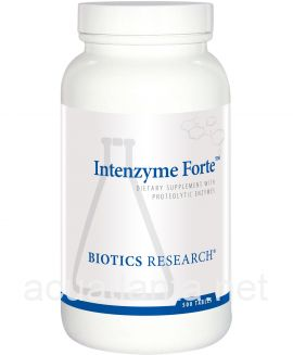 Intenzyme Forte 500 tablets