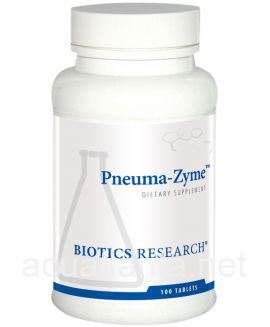 Pneuma-Zyme (Lung Conc.) 100 tablets
