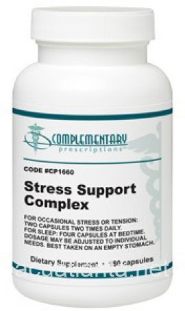 Stress Support Complex 180 capsules