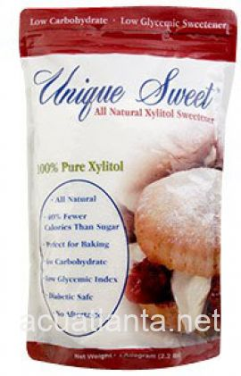 Unique Sweet (Xylitol Crystals) 2.2 lb - DISCONTINUED