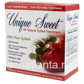 Unique Sweet (100 ind. packets) 14.1 oz -DISCONTINUED