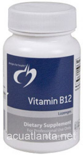 Vitamin B12 60 lozenges 5000 micrograms