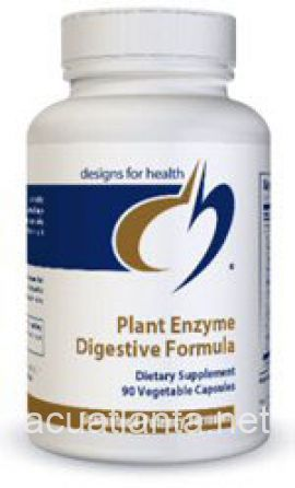 Plant Digestive Enzyme Formula 90 capsules