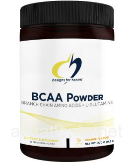 BCAA Powder with L-Glutamine 270 grams