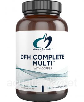 DFH Complete Multi with Copper 180 capsules