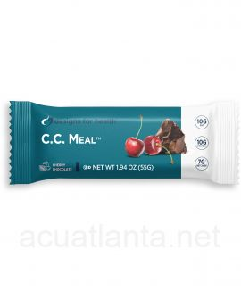C.C. Meal 1 bar Dark Chocolate Cherry