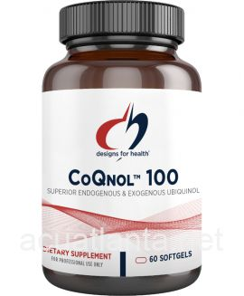CoQnol 100 mg 60 softgels