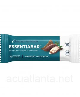 EssentiaBar 1 bar Double Dark Chocolate