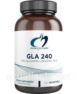 GLA 240 (Gamma-Linoleic Acid) 60 softgels