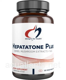Hepatatone Plus 120 capsules