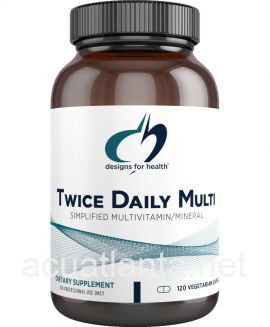 Twice Daily Multi 120 capsules