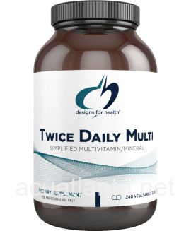 Twice Daily Multi 240 capsules