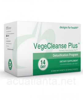 VegeCleanse Plus 14 Day Detoxification Program 14 day program California Only