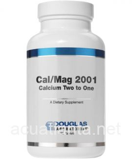 Cal Mag 2001 180 count