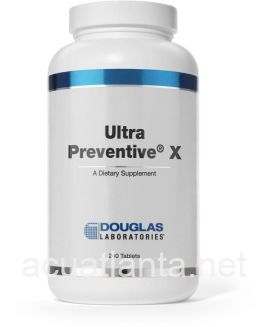 Ultra Preventive X 240 tablets