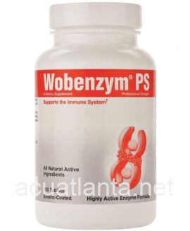 Wobenzym PS 100 tablets