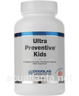 Ultra Preventive Kids (Grape Flavor) 60 tablets
