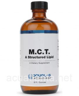 M.C.T. A Structured Lipid 8 oz liquid