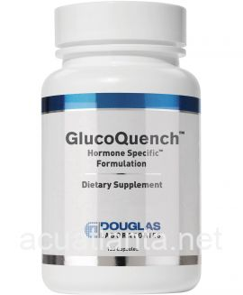 GlucoQuench 120 capsules