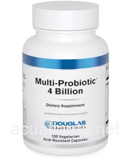 Multi-Probiotic 4 Billion 100 capsules
