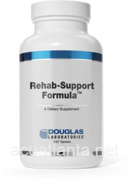 Rehab Support Formula 120 count