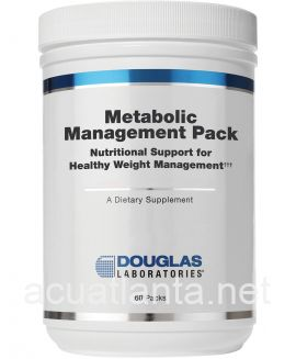 Metabolic Management Pack 60 pack