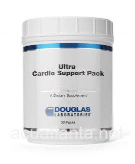 Ultra Cardio Support Pack 30 packets