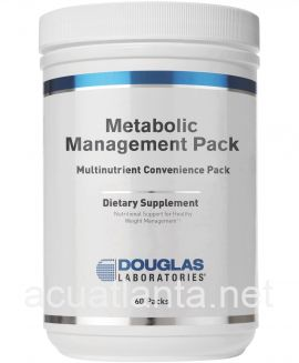 Metabolic Management Pack 30 packets