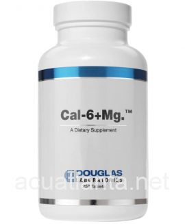 CAL-6+Mg. 250 tablets