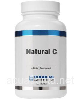 Natural C 100 tablets 1000 milligrams