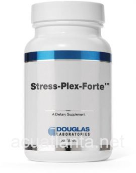 Stress Plex Forte 90 count - DISCONTINUED