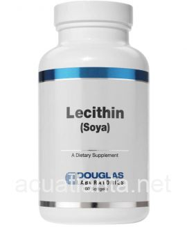 Lecithin 100 soft gelcaps 1200 milligrams