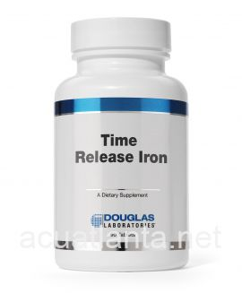 Time Released Iron 90 count