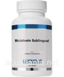 Melatonin Sublingual 60 count 3 milligrams