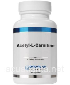 Acetyl-L-Carnitine 60 capsules 500 milligrams
