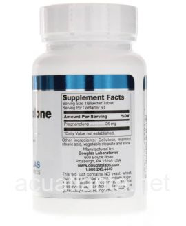 Pregnenolone Sublingual 60 tablets